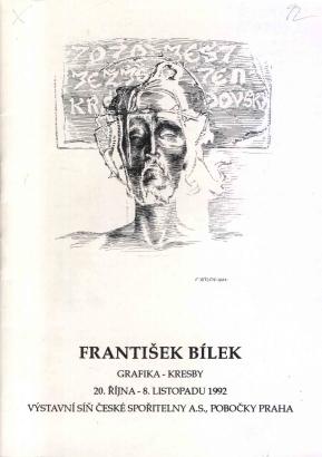 František Bílek: Grafika - kresby
