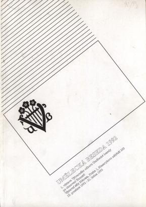 Umělecká beseda 1992