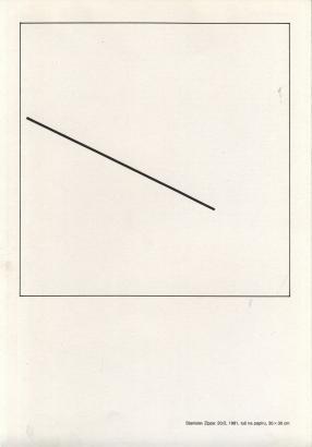 Stanislav Zippe: Vztahové kresby