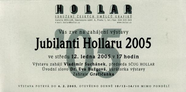 Jubilanti Hollaru 2005