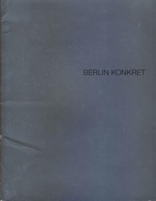 Berlin konkret