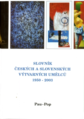 Slovník českých a slovenských výtvarných umělců 1950-2003