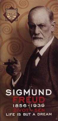 Sigmund Freud 1856 - 1939: Život - Sen / Life is but a dream