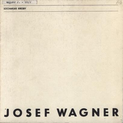 Josef Wagner: Sochařské kresby