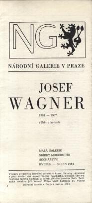Josef Wagner 1901 - 1957: Výběr z kreseb