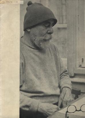 Jan Zrzavý: Dílo 1907-1962