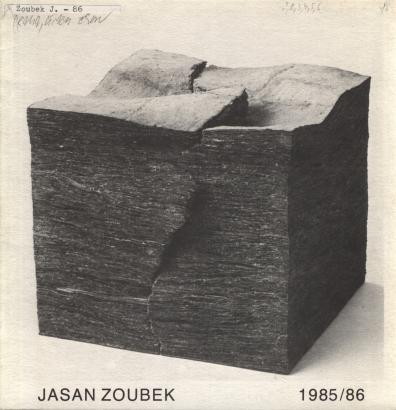Jasan Zoubek: 1985/86
