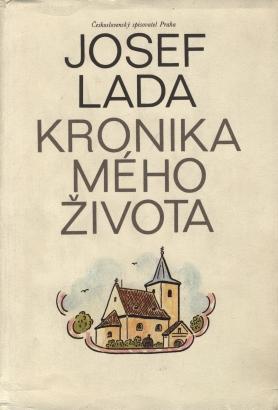 Lada, Josef - Kronika mého života