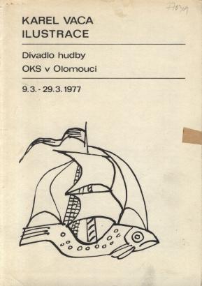 Karel Vaca: Ilustrace