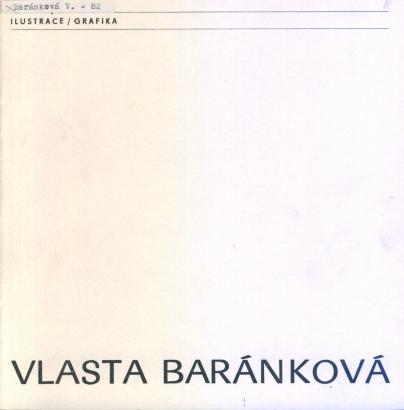 Vlasta Baránková: Ilustrace, grafika