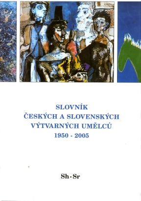 Slovník českých a slovenských výtvarných umělců 1950-2004
