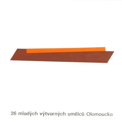 26 mladých výtvarných umělců Olomoucka