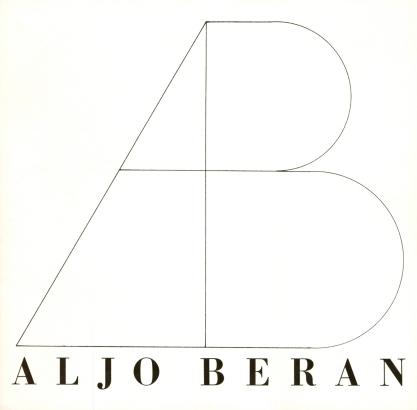 Aljo Beran: Monotypy