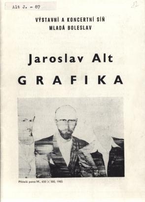 Jaroslav Alt: Grafika