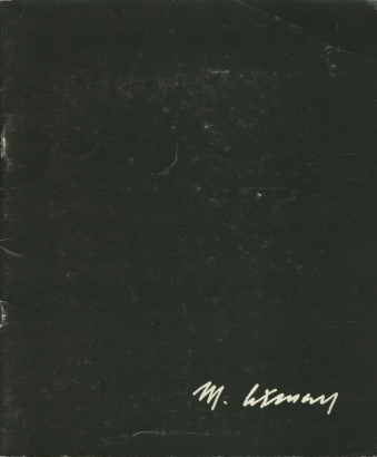Miloš Axman: Výběr z díla 1946 - 1986