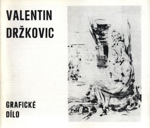 Valentin Držkovic: Grafické dílo