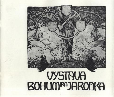 Výstava Bohumíra Jaroňka