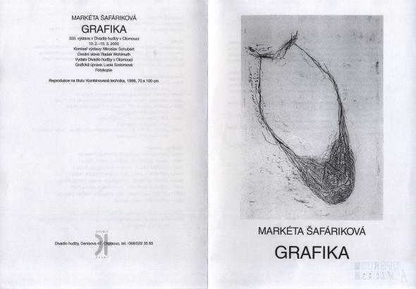 Markéta Šafáriková: Grafika