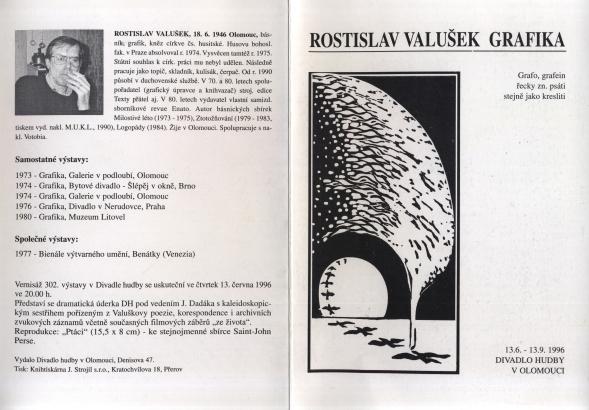 Rostislav Valušek: Grafika