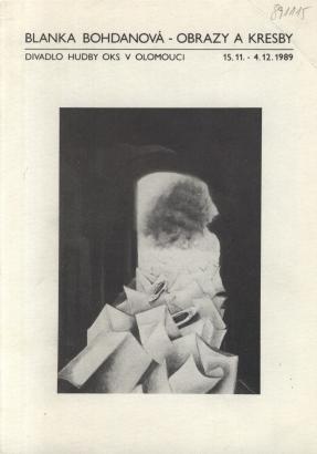 Blanka Bohdanová: Obrazy a kresby
