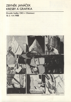 Zbyněk Janáček: Kresby a grafika