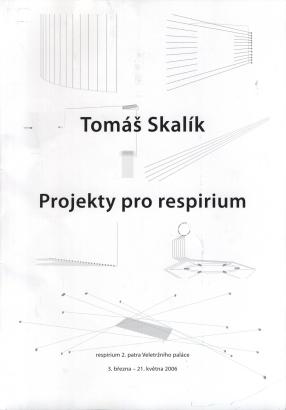 Tomáš Skalík: Projekty pro respirium