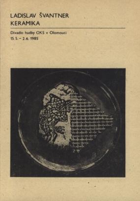 Ladislav Švantner: Keramika
