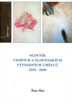 Slovník českých a slovenských výtvarných umělců 1950-2006