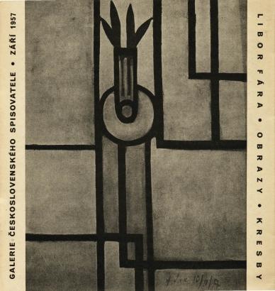 Libor Fára: Obrazy, kresby