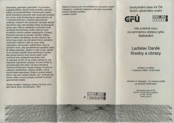 Ladislav Daněk: Kresby a obrazy