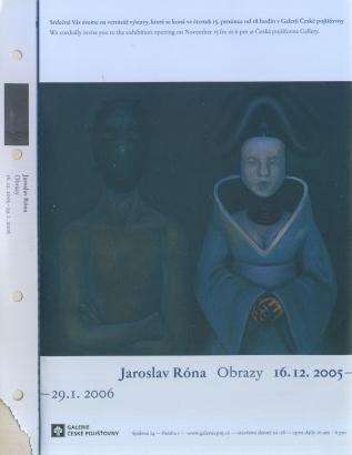 Jaroslav Róna: Obrazy