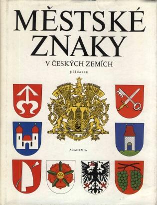 Čarek, Jiří - Městské znaky v českých zemích
