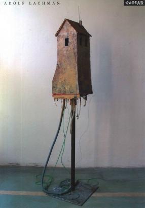 Adolf Lachman: Obrazy, kresby, objekty