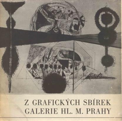 Z grafických sbírek Galerie hl. m. Prahy
