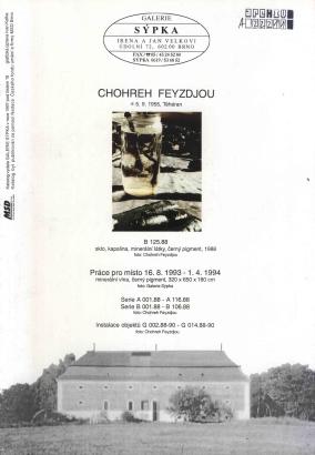 Chohreh Feyzdjou