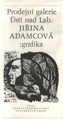 Jiřina Adamcová: Grafika