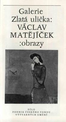 Václav Matějíček: Obrazy