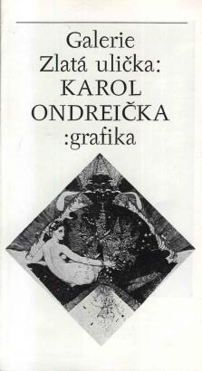 Karol Ondreička: Grafika