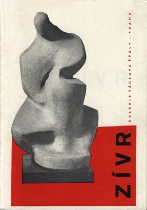Ladislav Zívr: Plastiky a kresby 1929-1960