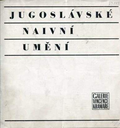 Jugoslávské naivní umění