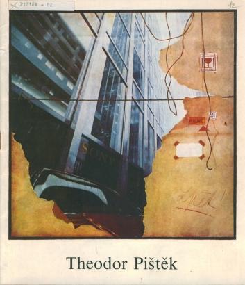 Theodor Pištěk: Obrazy, kresby, film