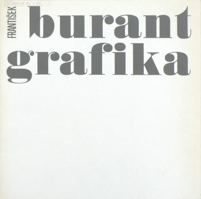 František Burant: Grafika