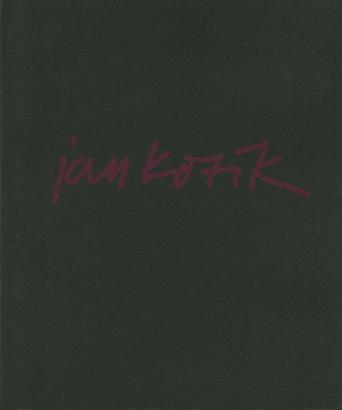 Jan Kotík: Texty / Texte 1939-1991