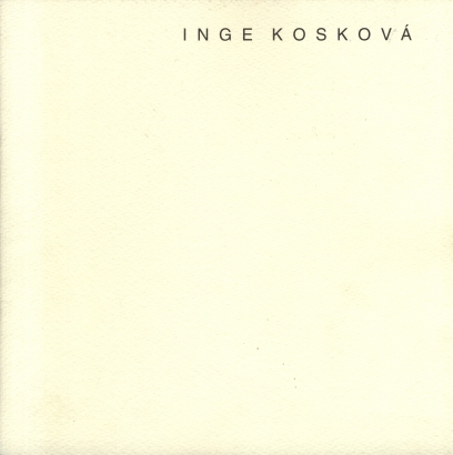 Inge Kosková: Kresby