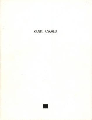Karel Adamus: Objekty a kresby