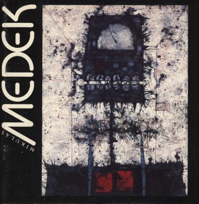 Mikuláš Medek: Malířské dílo 1942-1974