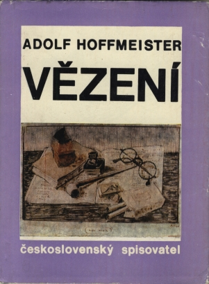 Hoffmeister, Adolf - Vězení