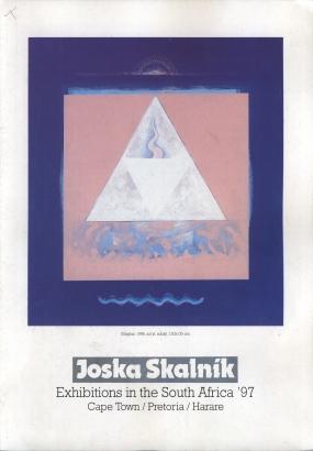 Joska Skalník: Exhibitions in the South Africa '97