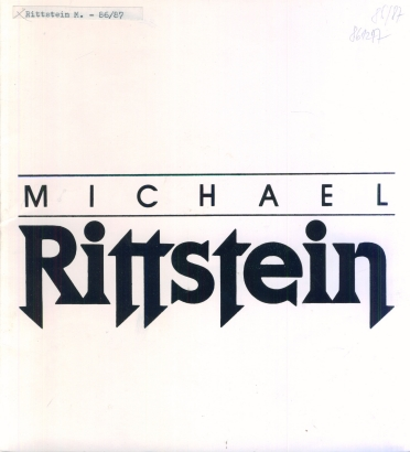 Michael Rittstein: Obrazy kresby