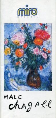 Marc Chagall: Olejomalby & originální grafika